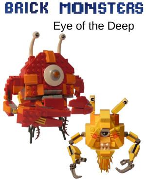 Brick Monsters: Eye of the Deep