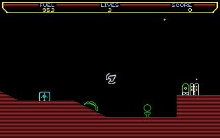 Open Game Source: Inertia Blast