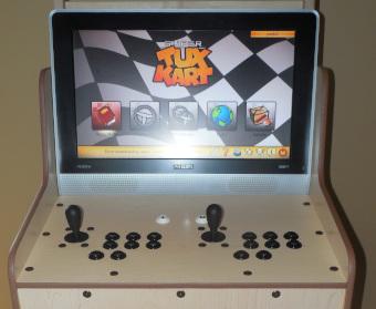 Open Game Source: Arcade Machine